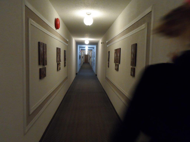 hallway inside Braeman Place