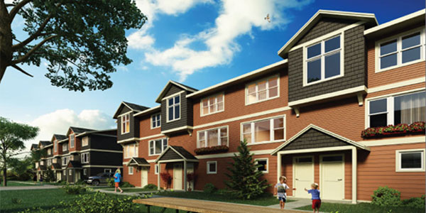 photo of The Hudson Townhomes