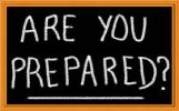Investor preparedness