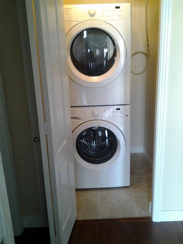 Solara Laundry Closet